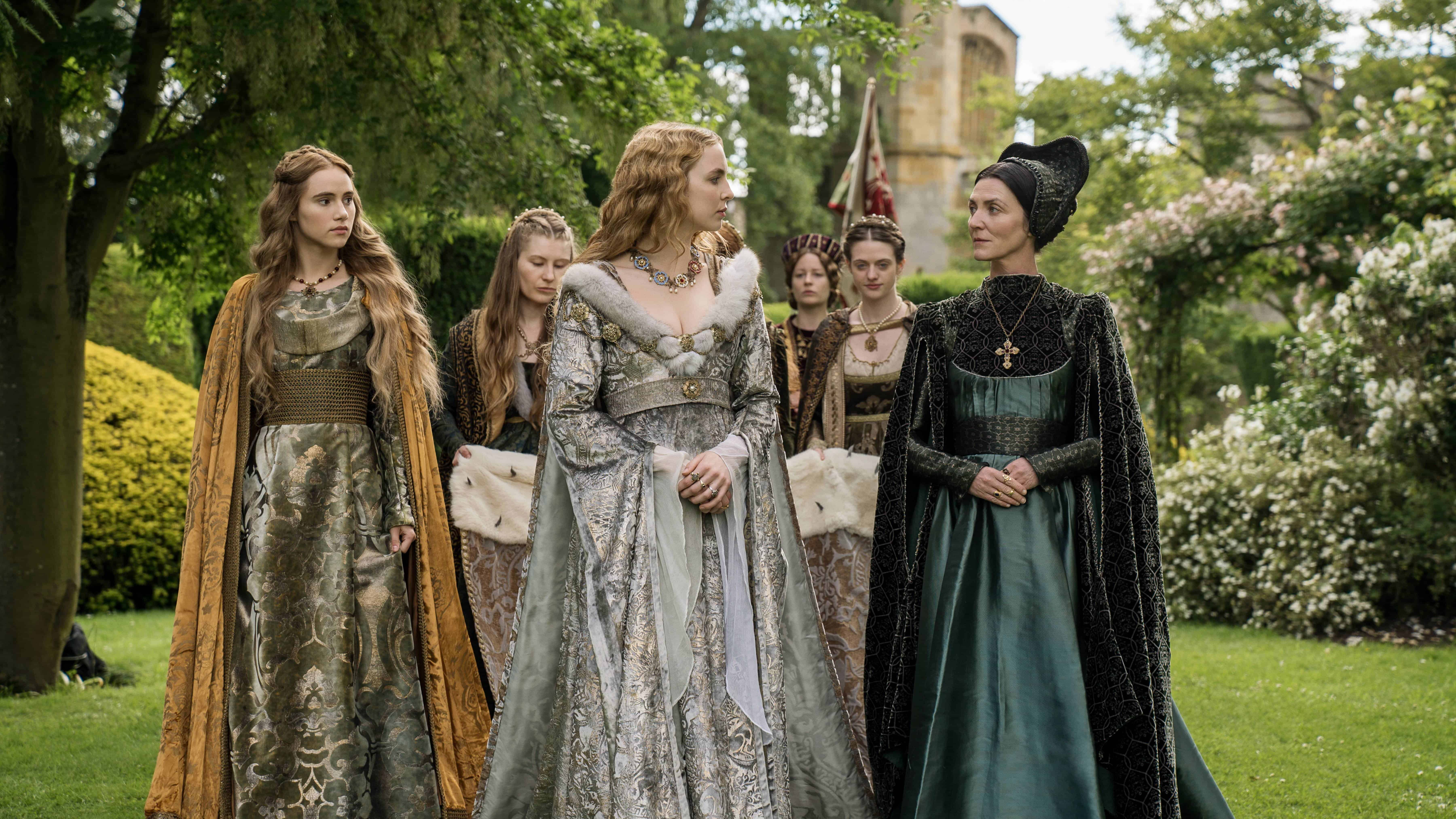 "Drawn from the novel of the same name by Philippa Gregory, ""The White Princess"" is a tale of power, family, love and betrayal, charting one of the most tumultuous times in British history uniquely from the point of view of the women."
