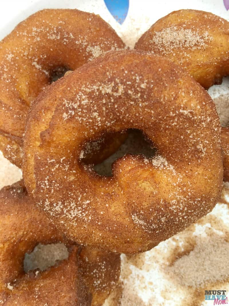 Biscuit Campfire Donuts | Campfire Recipes For Your Next Camping Trip | Homesteading