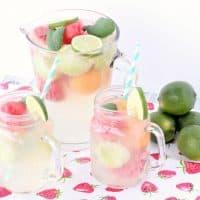 Refreshing Melon Ball Punch Recipe