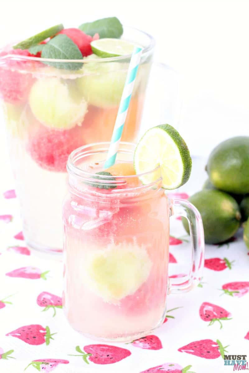 melon ball drink recipe
