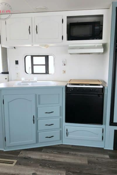 Easy RV Remodeling Instructions + RV Makeover REVEAL!