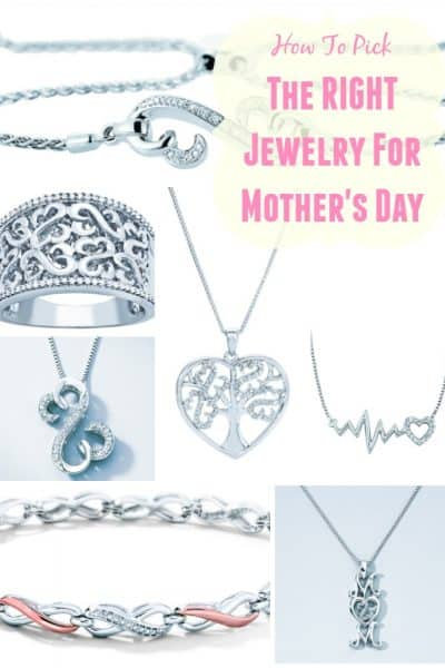 How to choose the RIGHT jewelry for your mom this Mother's Day