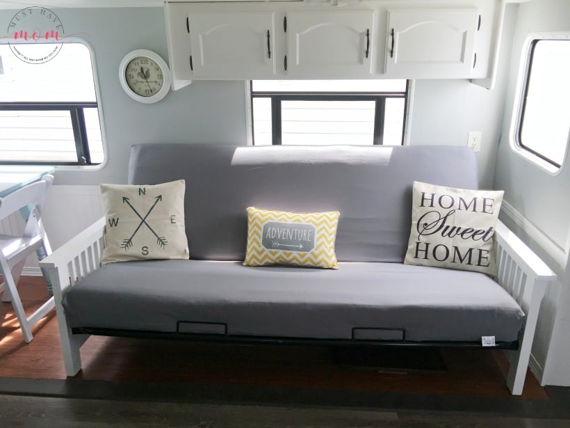 Easy RV Remodeling Instructions RV Makeover REVEAL Must Have Mom