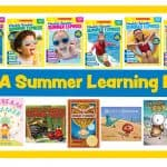 Weekly Reader Summer Express Program + $100 Visa Gift Card Giveaway!