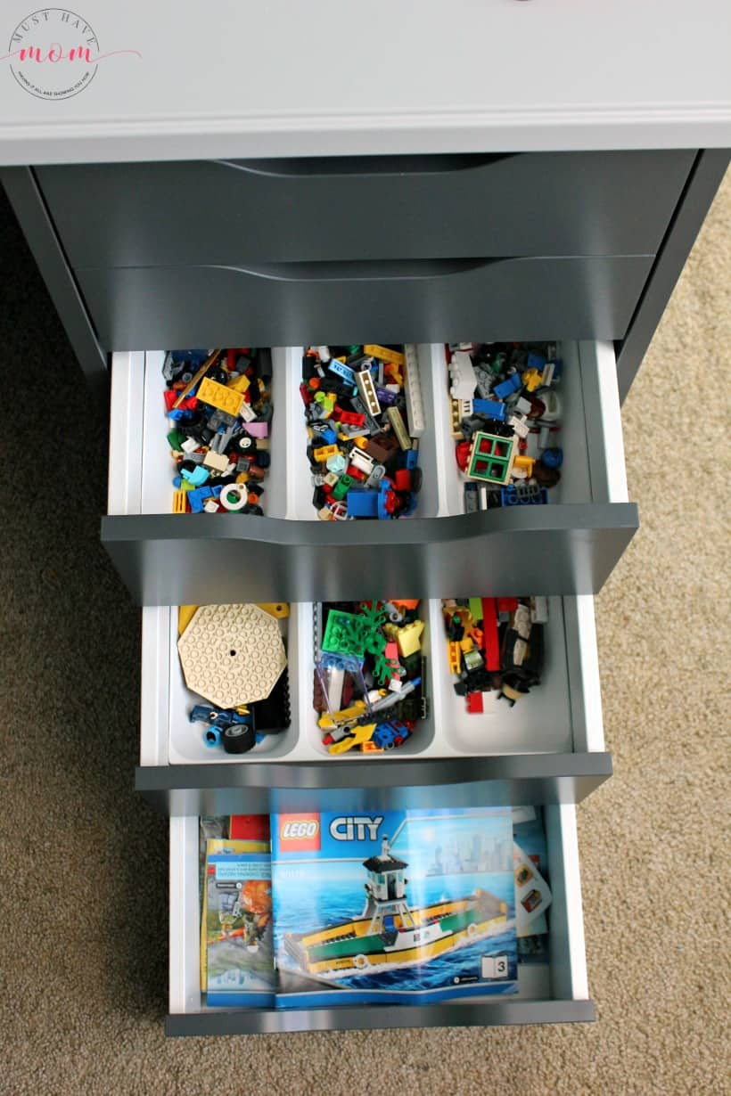 Easy DIY Lego Tables Ikea Hack Lego Desk Tutorial Must