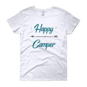 Happy Camper – Women's Tee