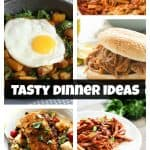 Tasty Dinner Ideas – Week 35