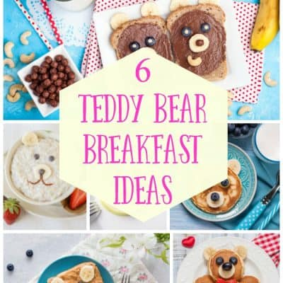 6 Bear-y Fun Breakfast Ideas For Kids