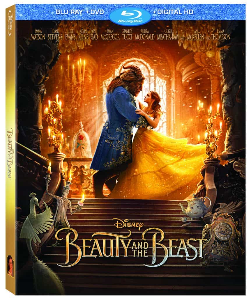 Beauty and the Beast is available on Blu-ray, DVD and more on June 6! That means it is the perfect time to plan a Beauty and the Beast Party.