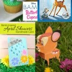 Disney Bambi Party Crafts & Food Ideas!