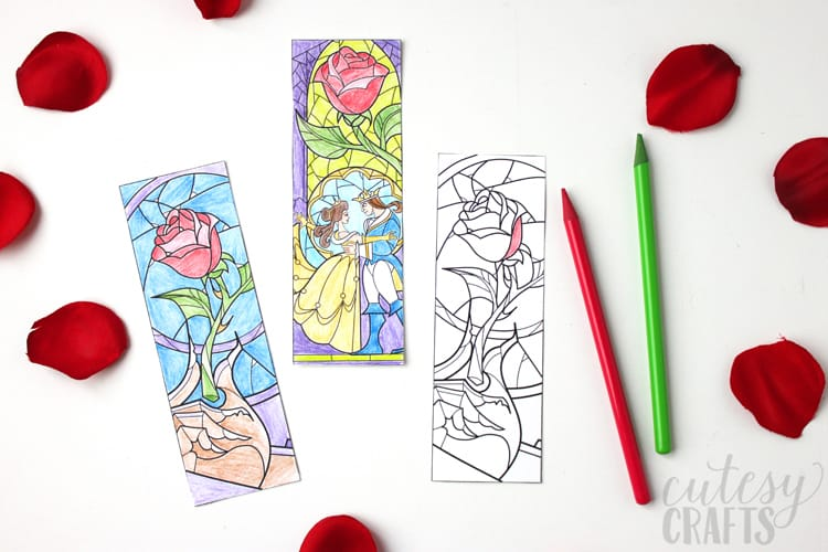 Disney S Beauty And The Beast Party Crafts Food Ideas Must Have Mom