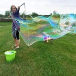 GIANT Bubble Recipe + $25 Amazon Gift Card Prize Pack Giveaway!