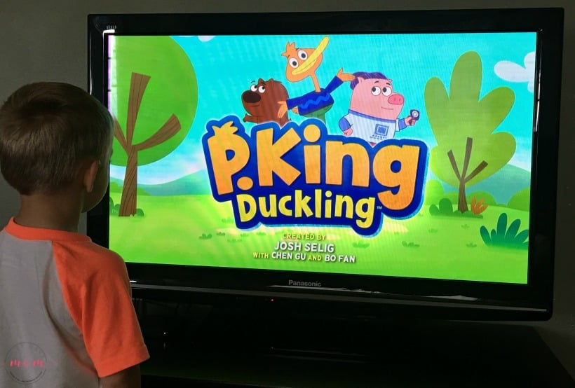 Watch P. King Duckling on Disney Junior plus P. King Duckling party ideas!
