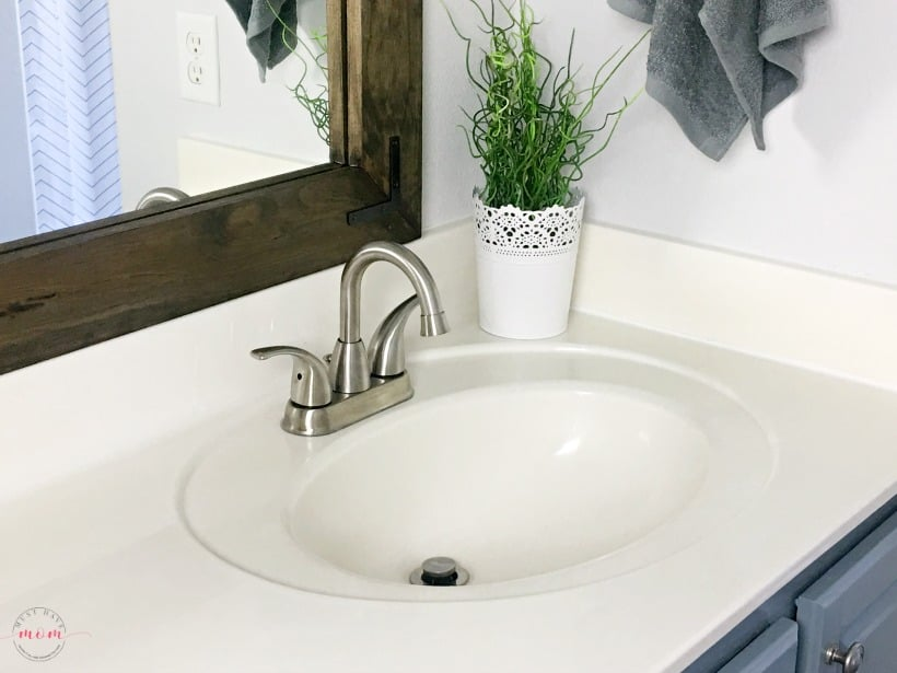 Farmhouse Style Fixer Upper Bathroom On A Budget Must
