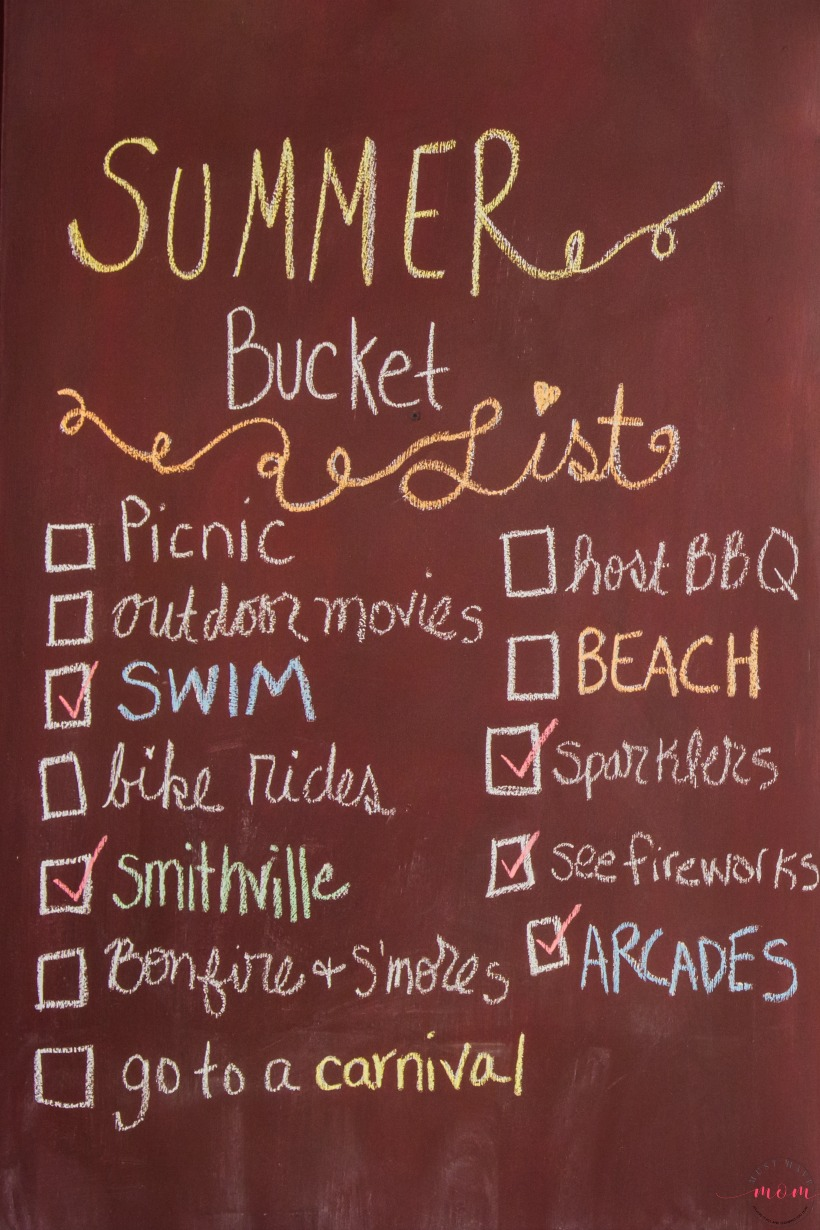 Summer Bucket List Ideas for Kids and Adults   Must Have Mom
