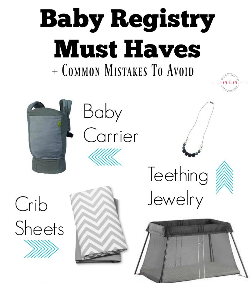 Target Baby Registry Must Haves Common Mistakes To Avoid Must