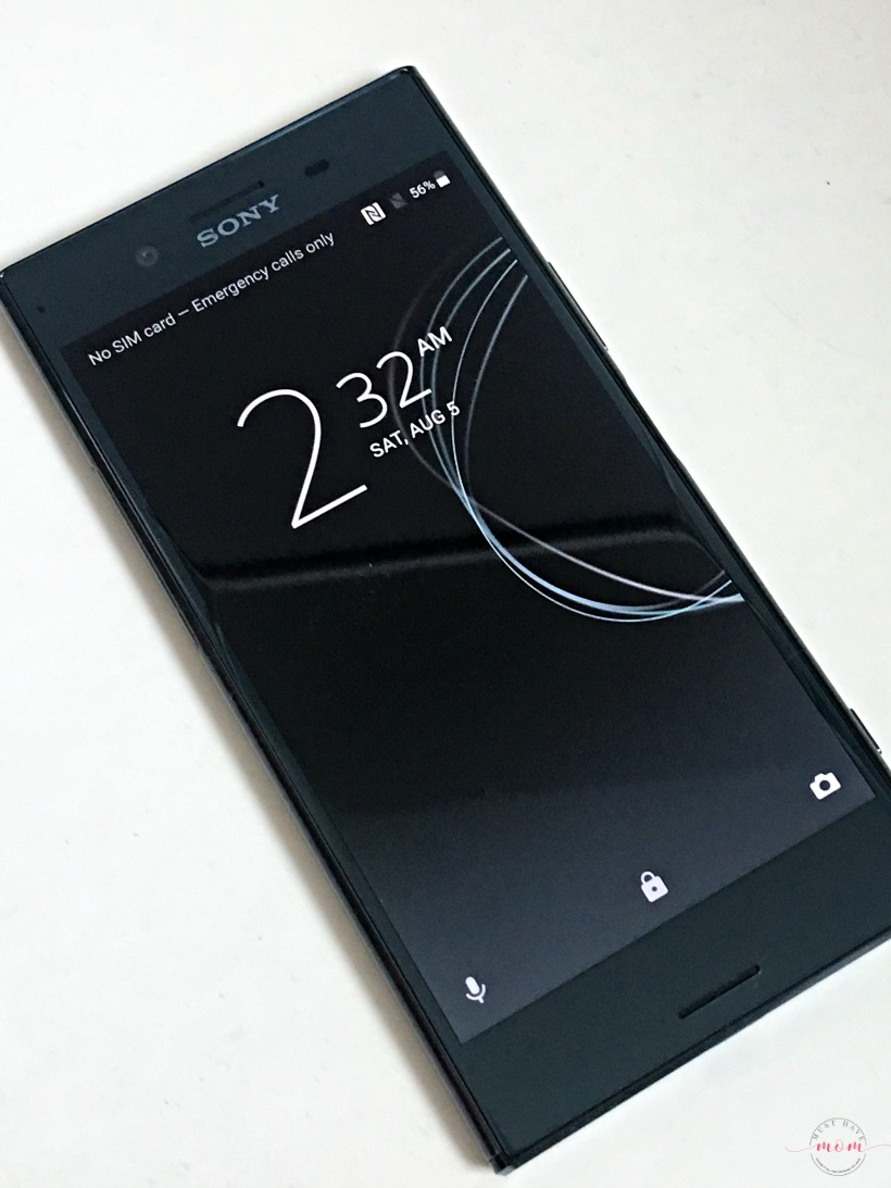 Sony Xperia XZ Premium phone review