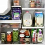 Fridge Organization Hacks For Busy Families