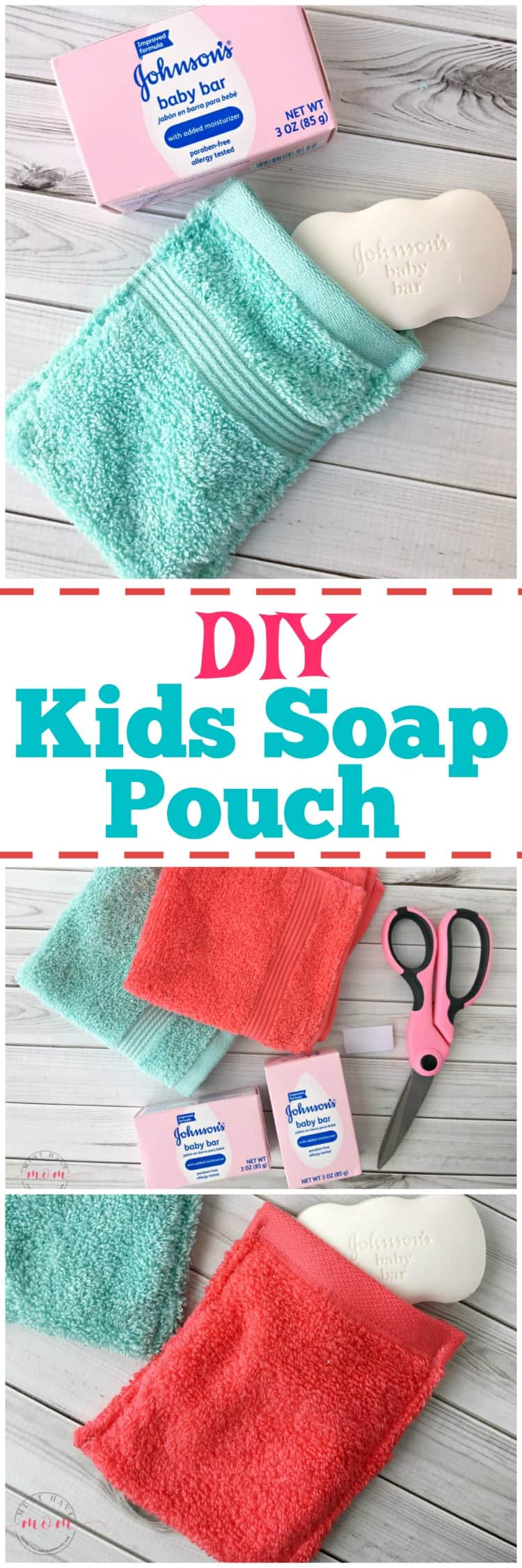 Diy Kids Soap Pouch Must Have Mom