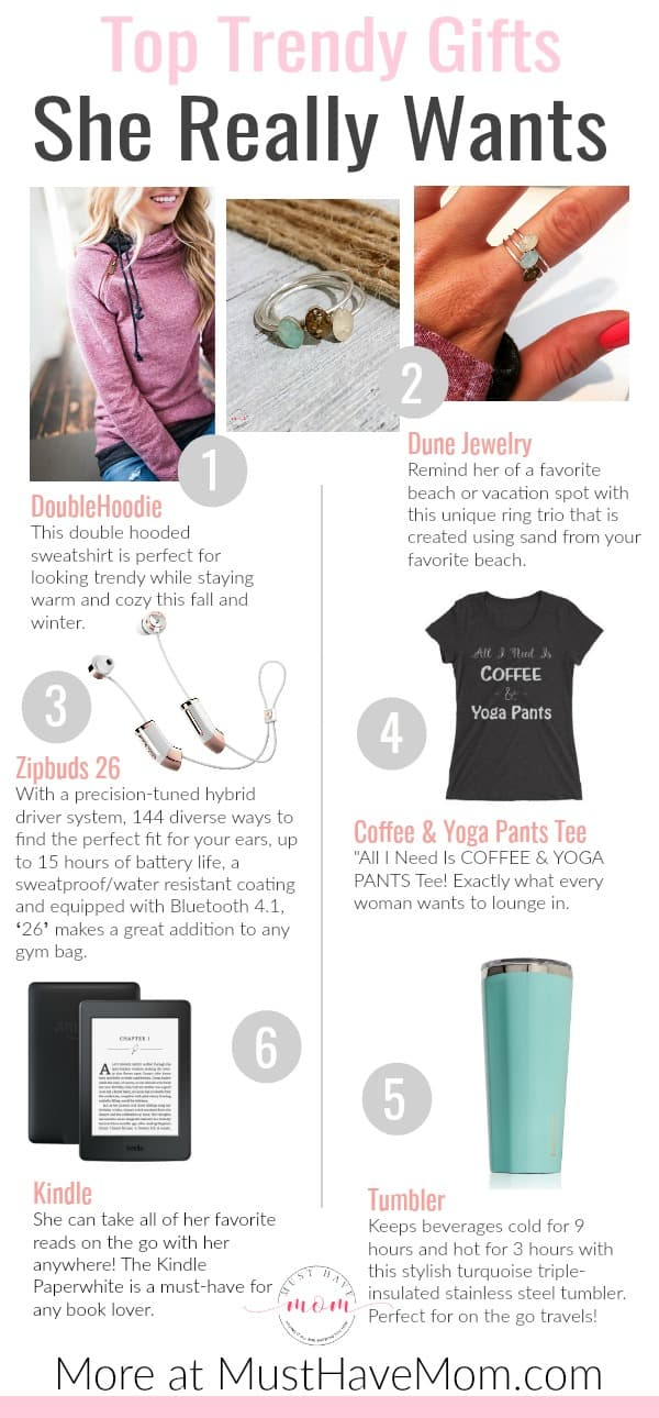 Unique gift ideas for women that she actually wants must have mom unique gift ideas for women pick off this list for gifts she actually wants negle Choice Image