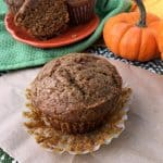 Healthy Pumpkin Muffins Recipe
