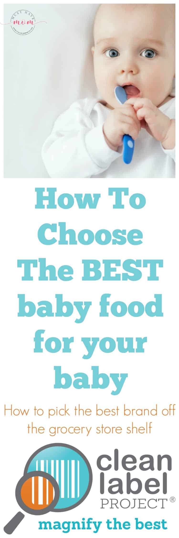 Clean Label Project exposes hidden chemicals, metals and more contaminants in your baby's food and baby formula. See how to choose the best baby food for your child with their results.