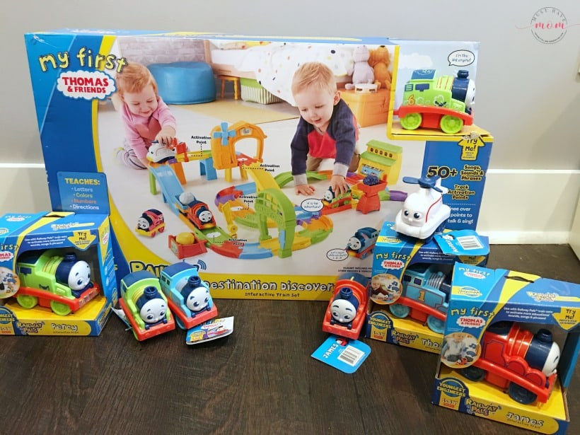 Toddler Gift Ideas for Train Lovers! - Must Have Mom