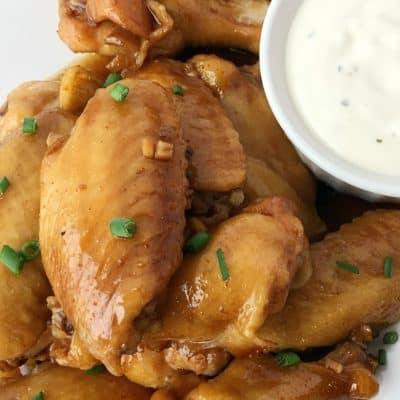 Sweet & Spicy Coke Chicken Wings Recipe!