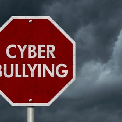 My kid is cyberbullied, what should I do?