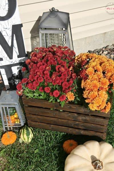 DIY Fall Decor For A Stunning Porch