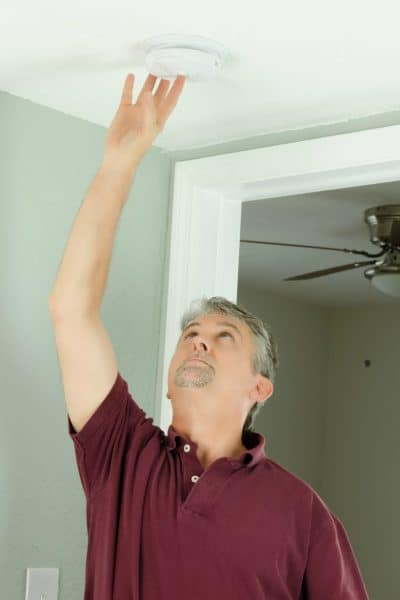 Why is your smoke detector always beeping? A guide to solving smoke detector issues.