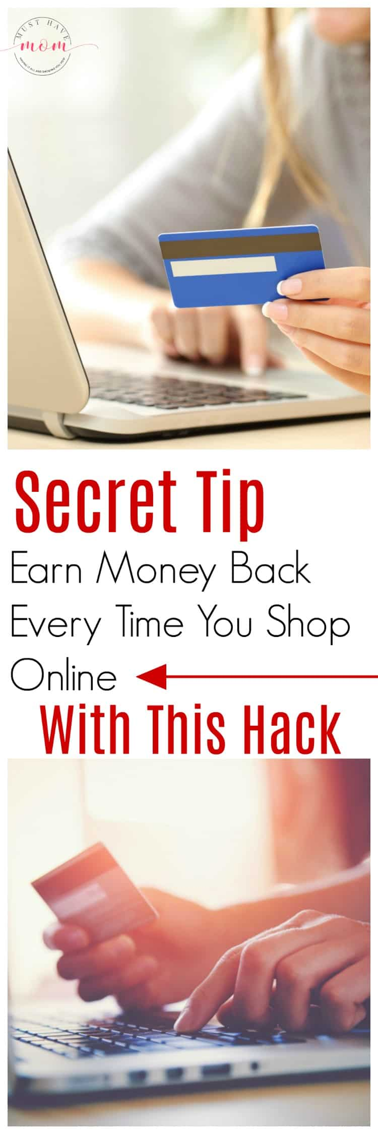 Try this secret tip to earn the MOST cashback for holiday shopping!