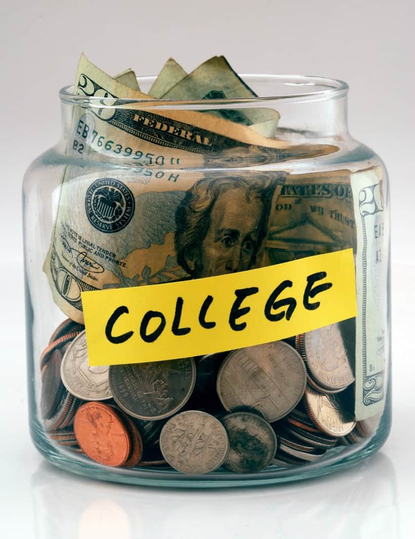 Best way to save for kids college even if you haven't started!!