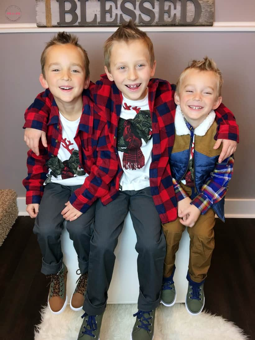 Christmas Outfits For Kids That Are Comfortable AND Cute! - Must ...