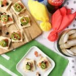 Easy TRISCUIT Appetizer For Game Day + Cub Foods Events!