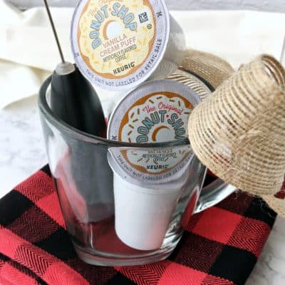 Perfect DIY Coffee Gifts + 1 Day Keurig Sale!