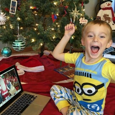 Our Christmas Traditions – Portable North Pole Personalized Videos From Santa!