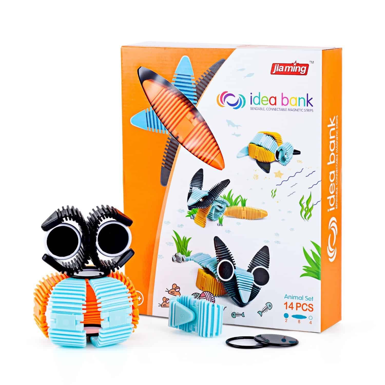 Magnets toy puzzle set