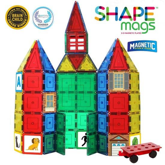 Shape Mags Magnets toy