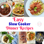Easy Slow Cooker Dinner Recipes