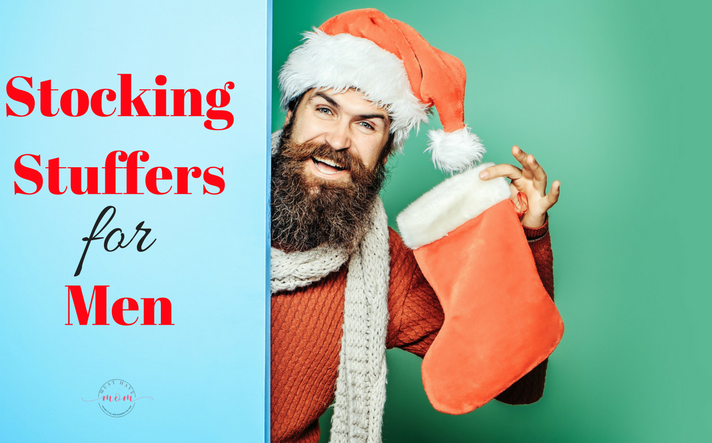 Figuring out a gift for any of the men in my life can seem like a impossible task.  These stocking stuffers for men are sure to delight anyone on your list.