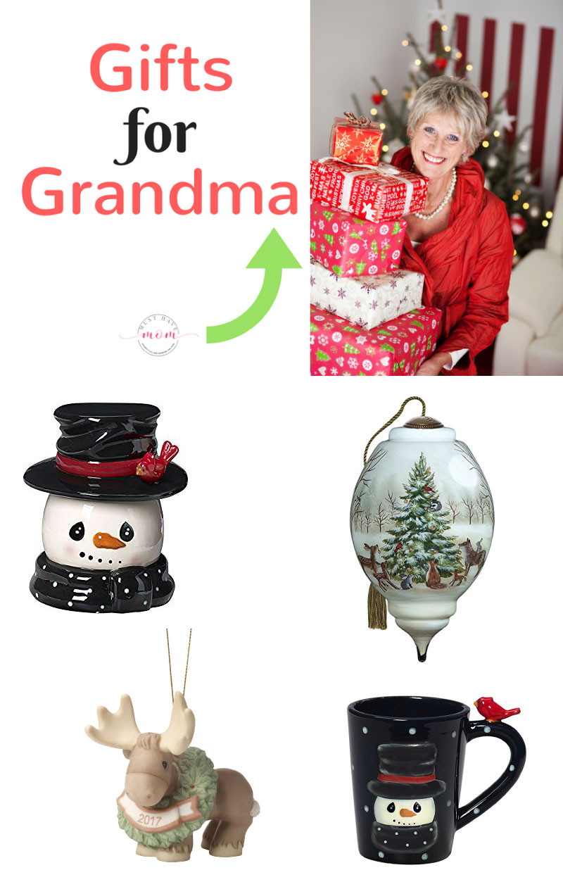 Today let's look at some great gifts for grandma. No matter what her interests are, grandma deserves to be spoiled on Christmas.