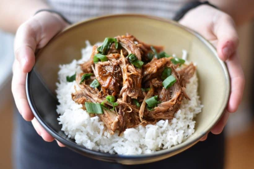 Even when I forget to thaw something for dinner, the Instant Pot still delivers. Instant Pot pork Recipes! Easy dinner ideas for healthy family dinners in no time