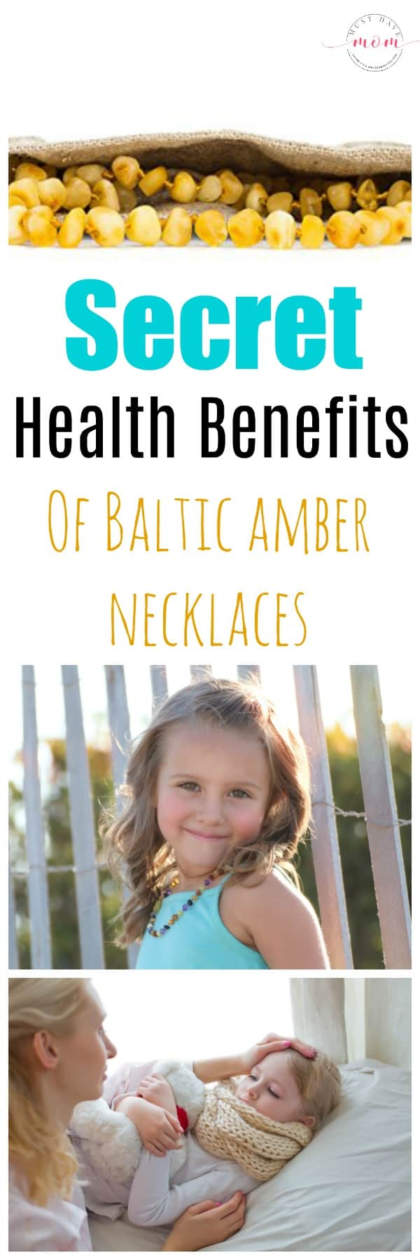 Secret health benefits of wearing baltic amber necklaces.