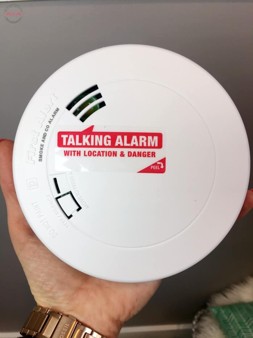 first alert smoke and carbon monoxide alarms