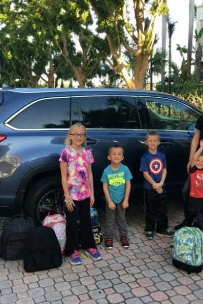 Toyota highlander review for families. Overview of Highlander features.