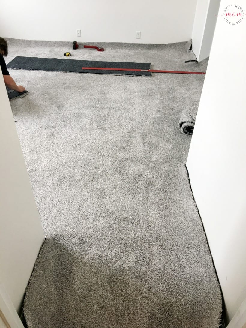 Air.o Soft Flooring Installation