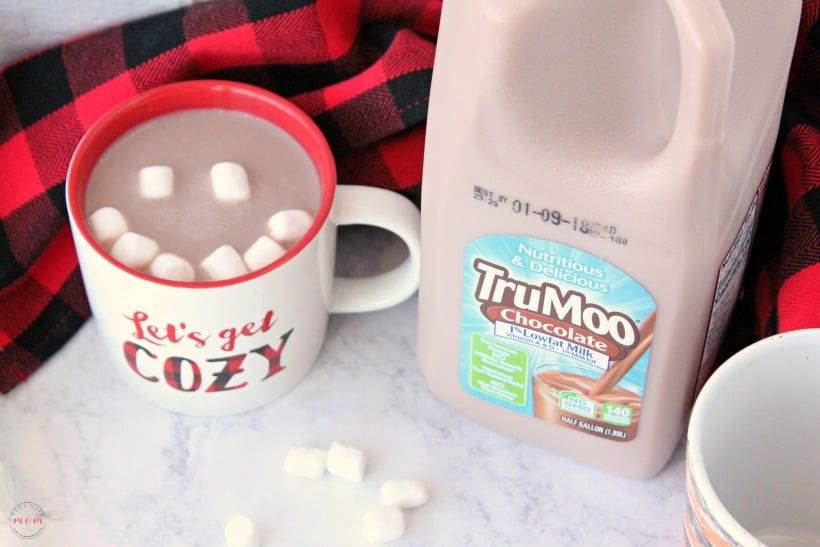 mess-free hot chocolate