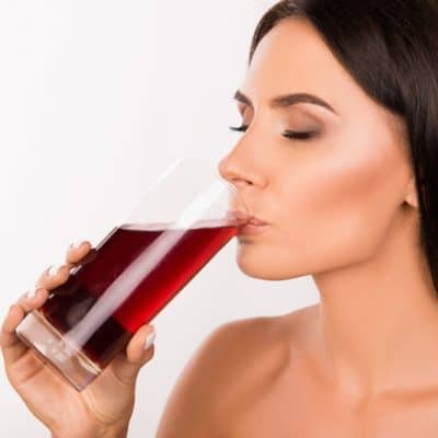 Benefits of Drinking Grape Juice