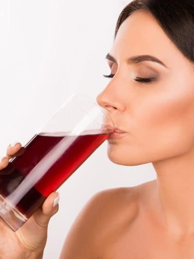 Benefits of Drinking Grape Juice